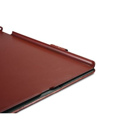 Etui iCarer Xoomz Vintage Apple iPad PRO 9.7 Dark Brown