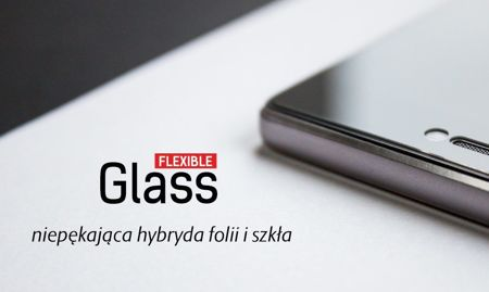 Folia Ceramiczna 3MK Flexible Glass | Samsung Galaxy S5