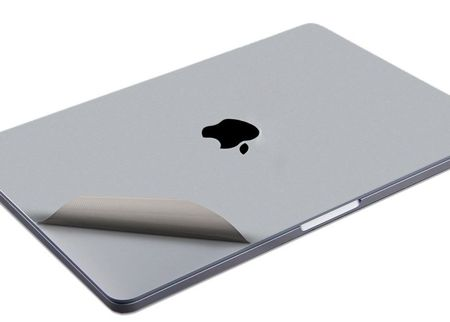 Folia ochronna JRC Body Guard dla MacBook Air 13 Srebrny