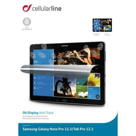 Folia ochronna na ekran typu MAT Cellular Line do Samsung Galaxy Note Pro 12.2""