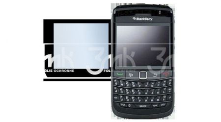 Matowa Folia ochronna 3MK Matte do BlackBerry 9780 Bold