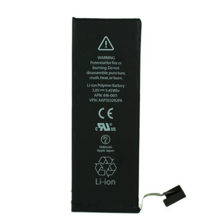 NOWA BATERIA APN: 616-0611; 616-0613 itd. APPLE iPhone 5 Li-Po