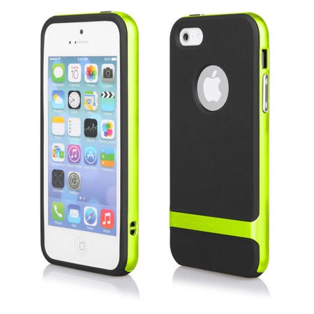 Obudowa FX Cover dla Apple iPhone 5 / 5S / SE Zielony