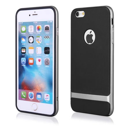 Obudowa FX Cover dla Apple iPhone 6 Plus / 6S Plus Srebrny