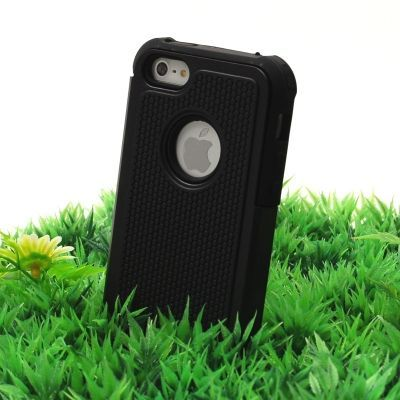 Obudowa Konkis Bayamo Tough Apple iPhone 5 / 5S Czarna