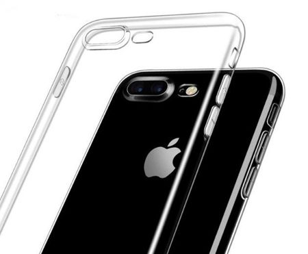 Obudowa Ultra Slim Apple iPhone 7 Plus / iPhone 8 Plus Przezroczysta