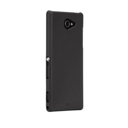 Obudowa case-mate Barely There - czarna - Sony Xperia M2