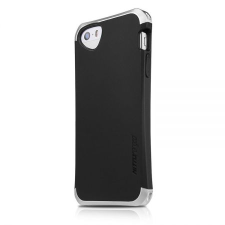 Obudowa ochronna ItSkins NITRO FORGED do iPhone 5 / 5S / 5SE, srebrne