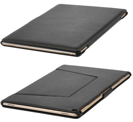 Oryginalne etui Stilgut UltraSlim V2 Book Case Apple iPad Pro Czarne