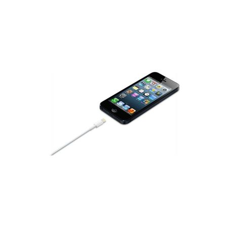 Oryginalny kabel Apple Lightning na USB 2m Biały - MD819ZM/A - iPhone 5 / 5S / 5SE / 6 / 6S / 6 Plus / 6S Plus / iPad Air / Air 2 / Mini 4