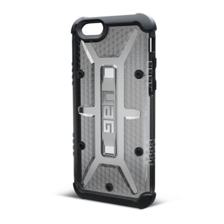 Pancerna obudowa Urban Armor Gear Folio Apple iPhone 6 / 6S Ash / Black