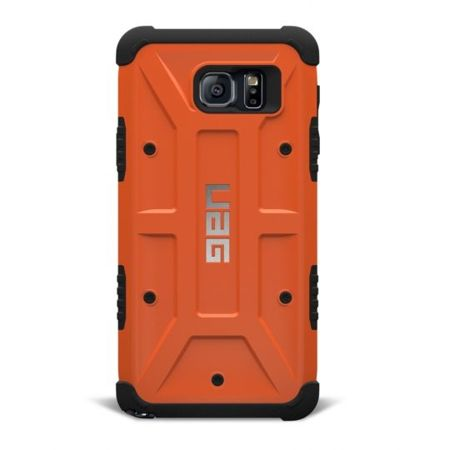 Pancerna obudowa Urban Armor Gear Orange | Samsung Galaxy Note 5