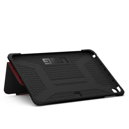 Pancerna obudowa etui Urban Armor Gear Folio Red | Apple iPad Mini 4