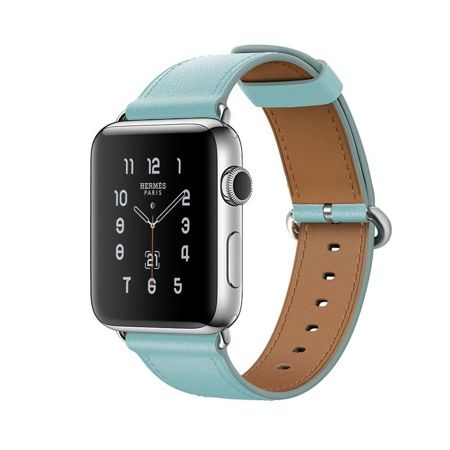 Pasek Tech-Protect Classyband Sky Blue do Apple Watch 1/2/3 (38MM)