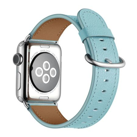Pasek Tech-Protect Classyband Sky Blue do Apple Watch 1/2/3 (42MM)