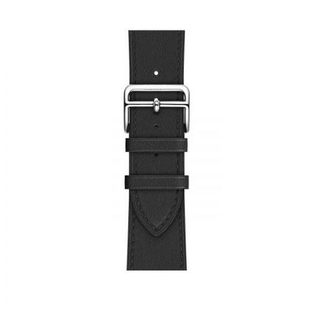 Pasek Tech-Protect Herms Black do Apple Watch 1/2/3 (38MM)