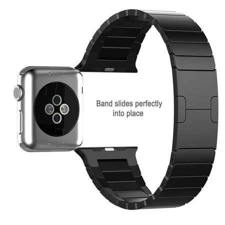 Pasek Tech-Protect LinkBand Black do Apple Watch 1/2/3 (42MM)