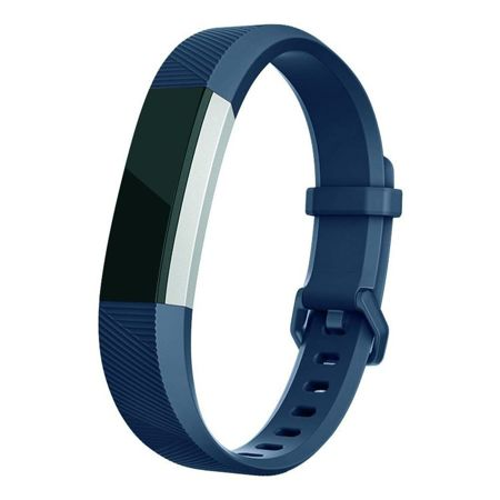 Pasek Tech-Protect Smooth Navy do FitBit Alta