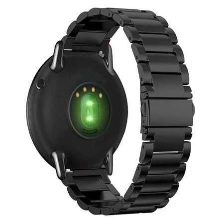Pasek Tech-Protect Stainless Black do Xiaomi Amazfit