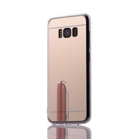 Slim Mirror Case Złoty | Etui dla Samsung Galaxy S8 Plus