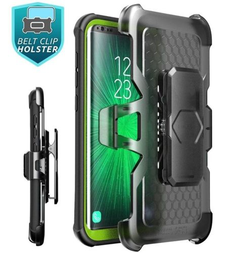 Supcase IBLSN Ares Black / Green Samsung Galaxy S8