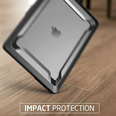 Supcase IBLSN Rugged Black | Obudowa dla modelu Apple Macbook Pro 15 2016/2017