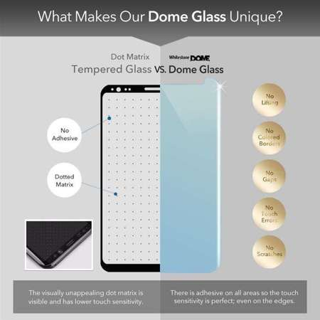 Replacement Whitestone Dome Glass - Samsung Galaxy S9