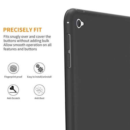 TECH-PROTECT SmartCase Black | Obudowa Apple iPad Air 2