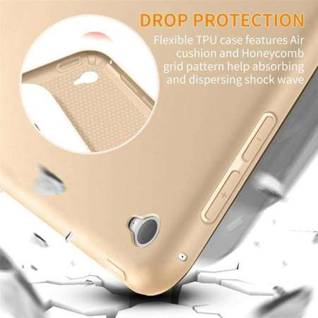 TECH-PROTECT SmartCase Gold | Obudowa Apple iPad Air 2