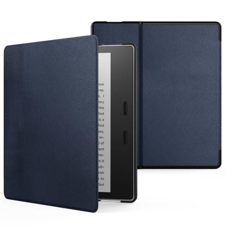 TECH-PROTECT SmartCase Navy | Obudowa Kindle Oasis 2 2017