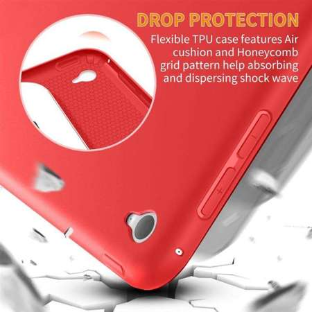 TECH-PROTECT SmartCase Red | Obudowa Apple iPad Air 2