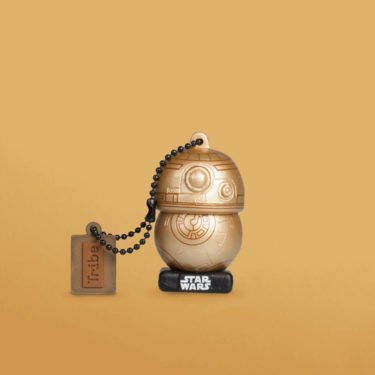 TRIBE Gwiezdne Wojny Gold Edition Pen drive 16 GB BB-8