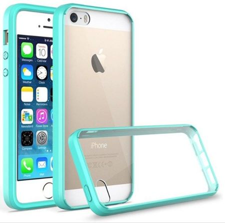 Tech-Protect Slim Hybrid Mint | Obudowa dla Apple iPhone 5 / 5S / 5SE