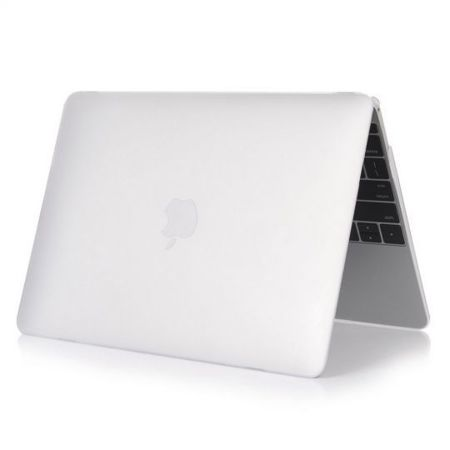 Tech-Protect Smartshell Matte Clear | Obudowa ochronna dla Apple MacBook 12